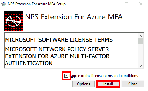 NPS Extension For Azure MFA Setup | step 1