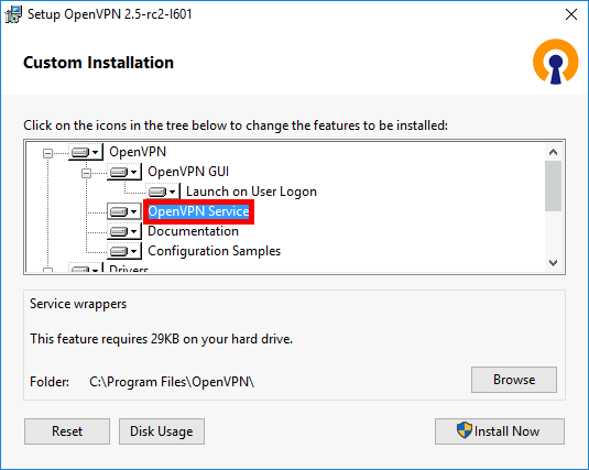 OpenVPN Windows Installer